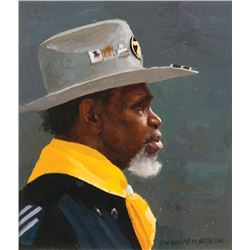 Dean Mitchell -RT Williams - Buffalo Soldier