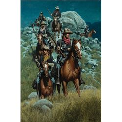 Frank McCarthy -With Carbines Drawn