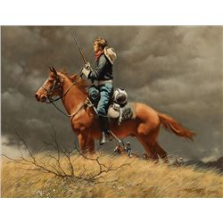 Frank McCarthy -The Outrider