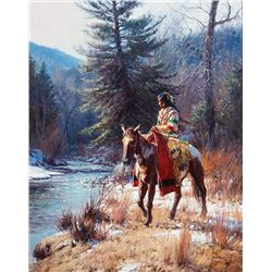 Martin Grelle -Crow Winter Scout