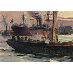 Christopher Blossom -Pavonia - Boston 1880