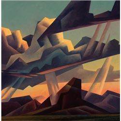 Ed Mell -Edge of the Storm