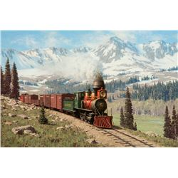 Tucker Smith -Colorado Narrow Gauge