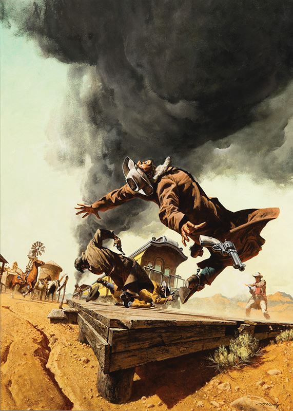 Frank Mccarthy Once Upon A Time In The West