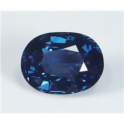 Natural Burma Blue Spinel 3.06 Carats - Untreated - GIA