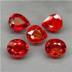 Natural Red Sapphire 3.00 Carats