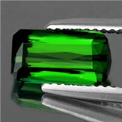 Natural Chrome Green Tourmaline 1.82 Ct