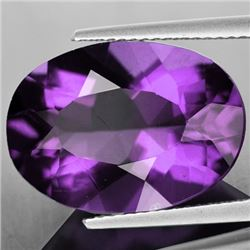Natural Purple Spinel 0.91 Ct - Certified