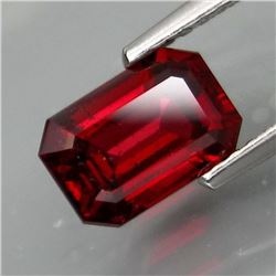Natural  Red Spinel 1.67 Carats - Untreated
