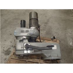 American Eagle Machine CNC Milling Head, Holds NMTB40 Tapers