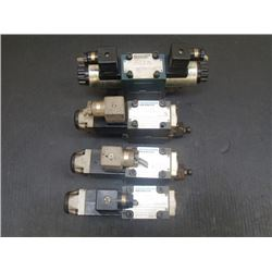 Rexroth Hydraulic Directional Control Valves, with Check Valves