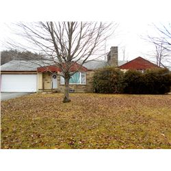 Nice One Story Brick Home, On Over 1 Acre
