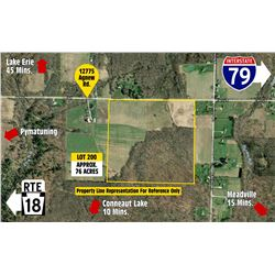 APPROX. 76 ACRES FARM LAND