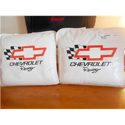 Chevy Racing Pillows