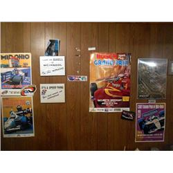 Racing Posters lot