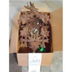 CUCKOO CLOCK/ Nice Condition