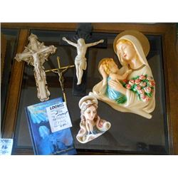 Vintage Christian Items