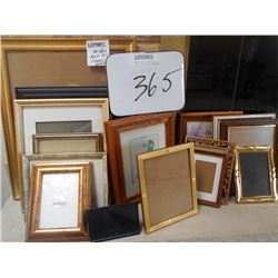 Approx 15 Picture Frames