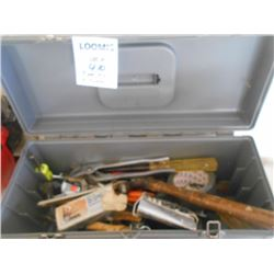 Small Toolbox with Tools