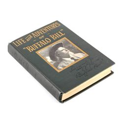 Life and Adventures of Buffalo Bill First Edition