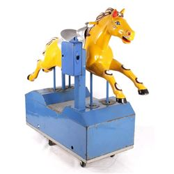 Cramer Company Coin-Operated Horse Kiddie Ride