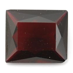 10.5 Ct Princess Cut Pigeons Blood Ruby Gemstone