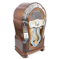 1946 Wurlitzer 1080 Colonial Jukebox