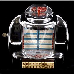 Seeburg 100 Wall-O-Matic 3W-1 Juke Box 1950's