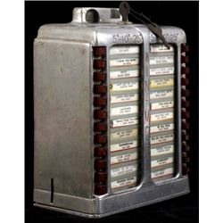 Win-Mor 5¢/10¢/25¢ Jukebox Wall Box Selector