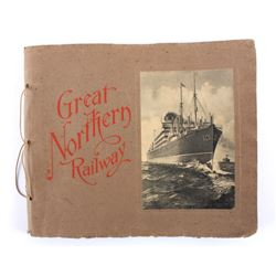 Early 1900's Great Northern Railway Album