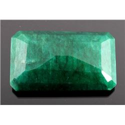 433ct. Faceted Natural Brazilian Emerald Gemstone