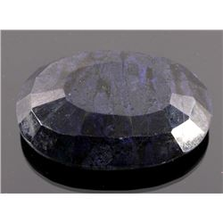 632ct. Faceted Natural African Sapphire Gemstone