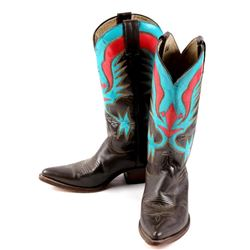 Mexican Made Ladies Cowboy Boots