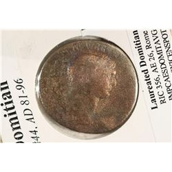 81-96 A.D. DOMITIAN ANCIENT COIN