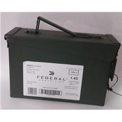 Federal 420 Round of 5.56 Ammo Can