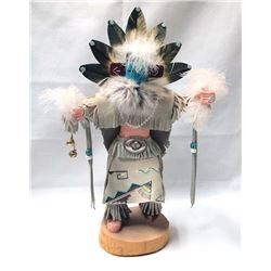 Native American Navajo Morning Singer Kachina