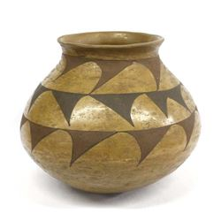 Vintage Mata Ortiz Pottery Jar by Lupe Soto