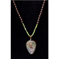 Santa Fe Copper Varasite Necklace