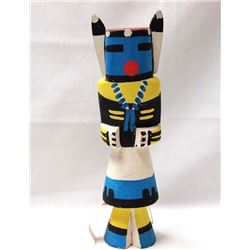 Native American Hopi Hunter Kachina
