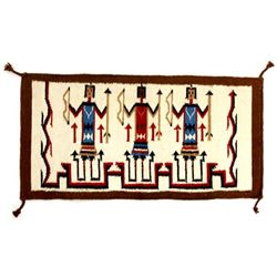 Mexican Yei Textile Rug
