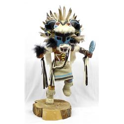Large Native American Navajo Ram Kachina