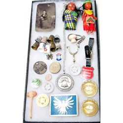 Collection of Antique & Vintage Estate Items