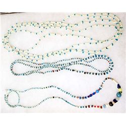 Collection of Trade Bead Necklaces