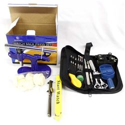 Watch Repair Kit Start Watch Tool Watch Back Press