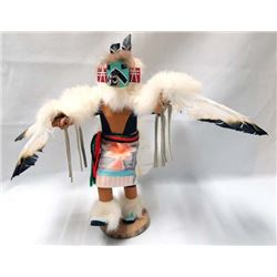 Native American Navajo Eagle Kachina by Largo