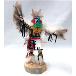 Native American Navajo Eagle Kachina by R. Syndu