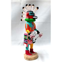 Native American Hopi Kachina by Sheldon Talas