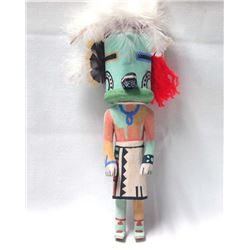 Native American Old Style Hopi Tasap Kachina