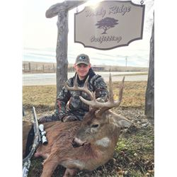 6-day Iowa Whitetail Hunt for 1 hunter