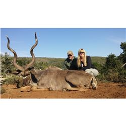 7-day hunt in Eastern Cape, South Africa for 1